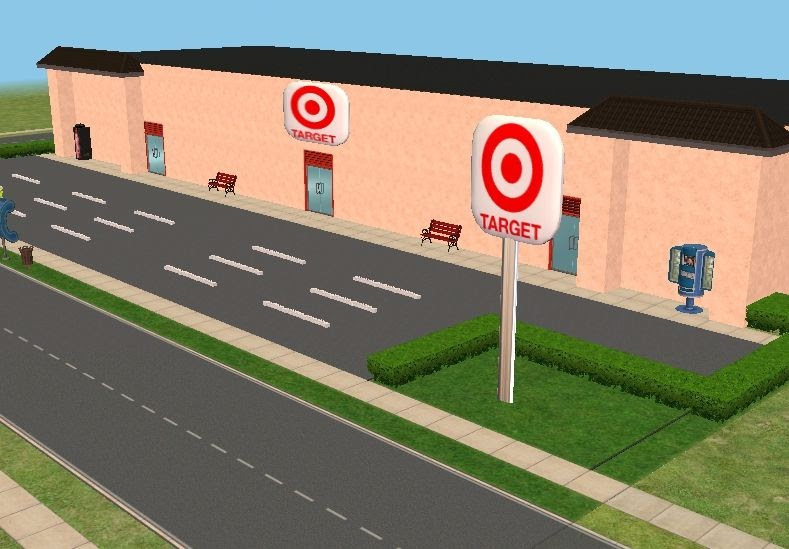 TheNinthWaveSims The Sims 2  Target