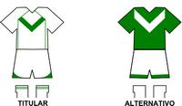 Uniforme Selección Villahayense de Fútbol