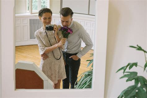 Bride Decides To Be Her Own Wedding Photographer And The