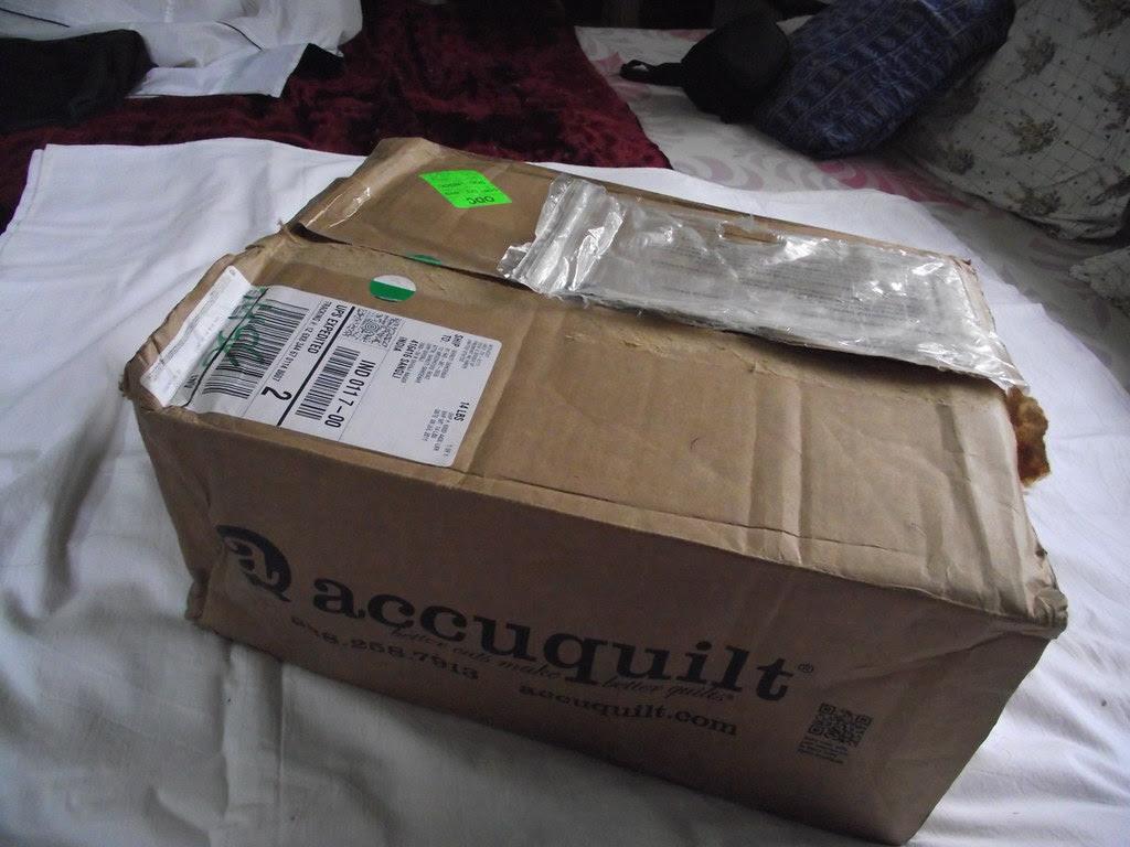 the Big ugly box