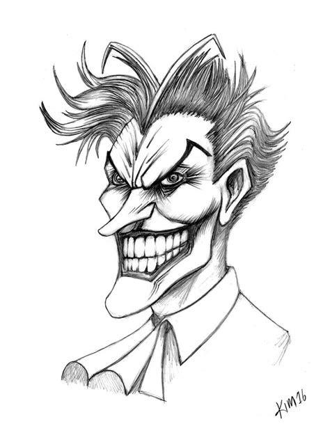 joker  kimgauge  deviantart