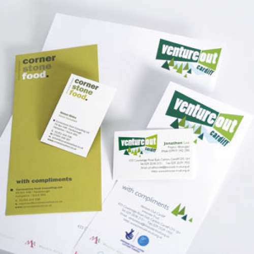 Online Recycled Stationery Printing. Letterhead and Compliment Slips | Flyerzone