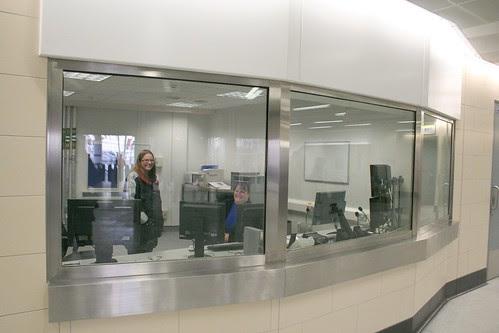 New control room