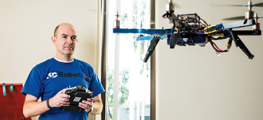 Chris Anderson launches the DoneCode Foundation | Personal Drones