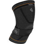 Shock Doctor Ultra Compression Knit Knee Support w/Patella Gel Support