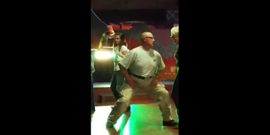Guy Dances To 'Push It' Like No One's Watching, Even Though Everyone Is
