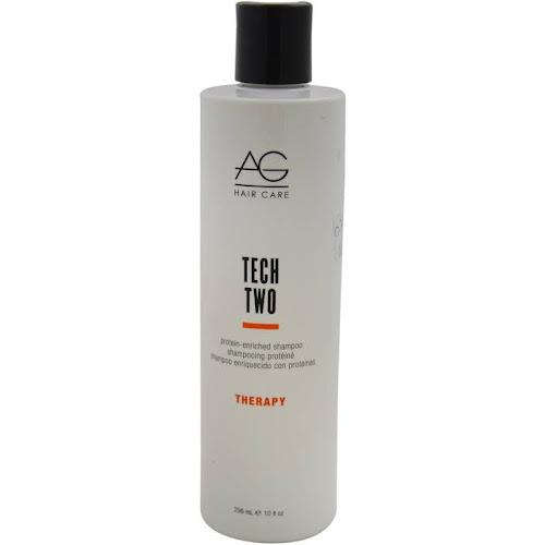 AG Hair Cosmetics Tech Two Protein-Enriched Shampoo - 10 fl oz bottle