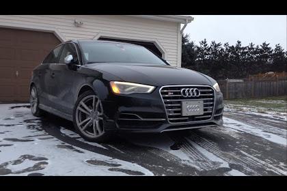 2015 Audi A3 Prestige Package