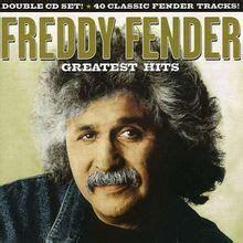 freddy fender greatest hits cd mp album