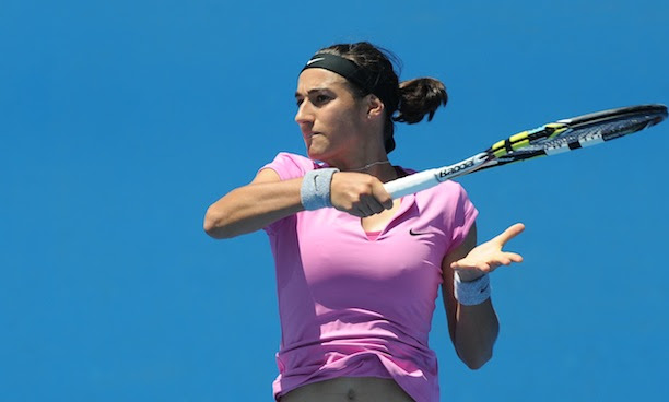 Caroline Garcia French Professional Tennis Player hot and beautiful wallpapers