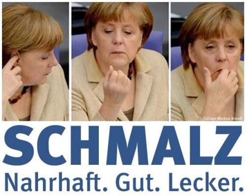 Lustige Bilder die Bundeskanzlerin Merkel mal peinlich