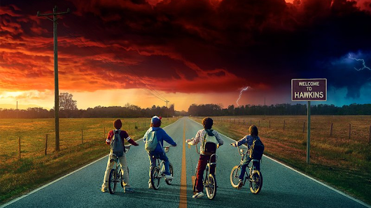 The First Poster for Stranger Things Season 2 Is Ominous as Hell