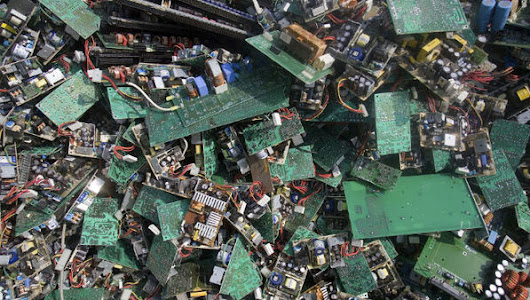 Dealing With E-waste the Nanotech Way | SciTech Connect