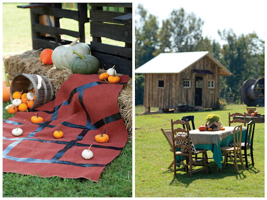 Pumpkin Patch Party  - Southern Lady Magazine