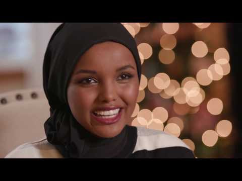 Meet THIS MODEL Muslim Halima Aden
