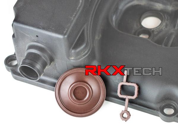 Rkx Vw Audi 36 32 Engine Valve Cover Pcv Valve Diaphragm