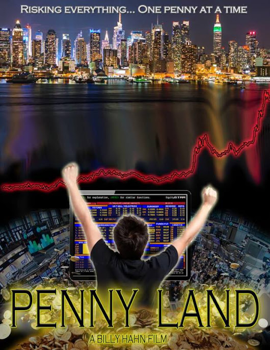 CLICK HERE to support PENNY LAND - Feature Film
