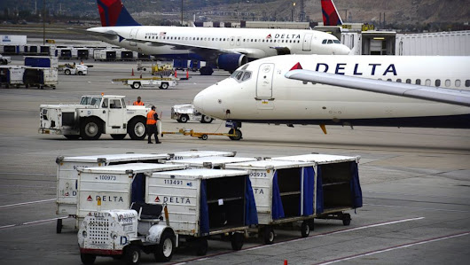 Delta First Airline to Launch Baggage-Tracking App - ABC News