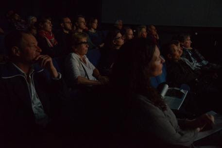 "Premiere ""Didi Contractor - Marrying the Earth to the Building"" in Frankfurt am Main - Xaras media Filmproduktion"