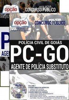 AGENTE DE POLÍCIA SUBSTITUTO