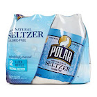 Polar 100% Natural Seltzer - 12 pack, 33.8 fl oz bottles
