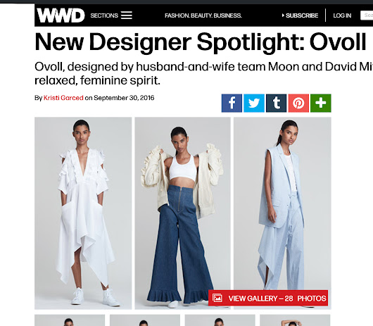 Ovoll in WWD