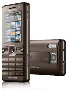 Sony Ericsson K770i Features And Specifications