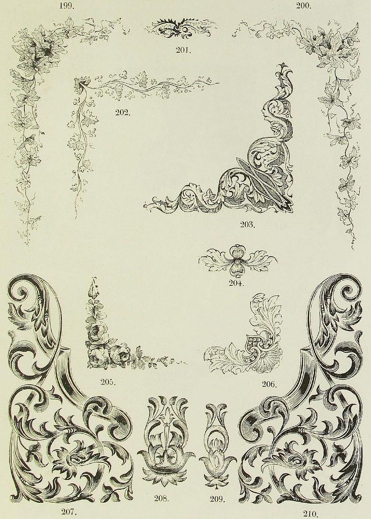Schrift- und Polytypen-Proben BG Teubner, 1846 j