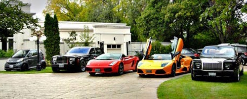 The 10 Biggest Car Collectors In The World