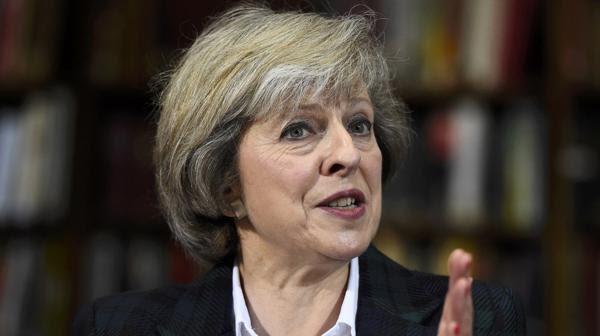 Theresa May se postula como sucesora de David Cameron en el gobierno británico (Reuters)