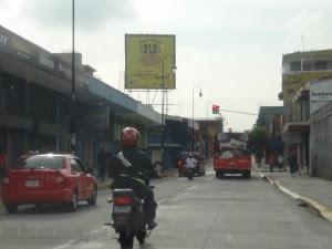 San José amanece con poco tránsito y cambios en diversas paradas de bus. CRH