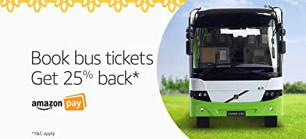 book bus tickets get 25% back