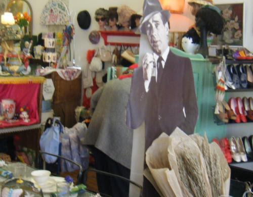 Thrift store in Lancaster, Pennsylvania
