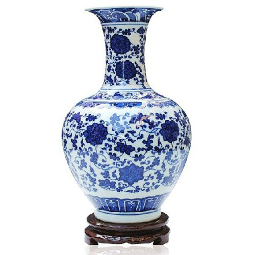 Chinese ceramic vases & floor vases hand made in China | Asia Dragon