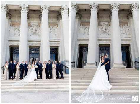 Allison   Jared   St Louis Wedding Photographer