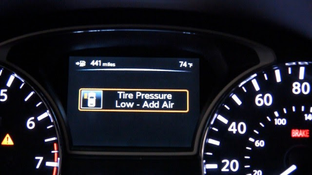 2013 Nissan Easy Fill Tire Alert System Helpful Or Annoying