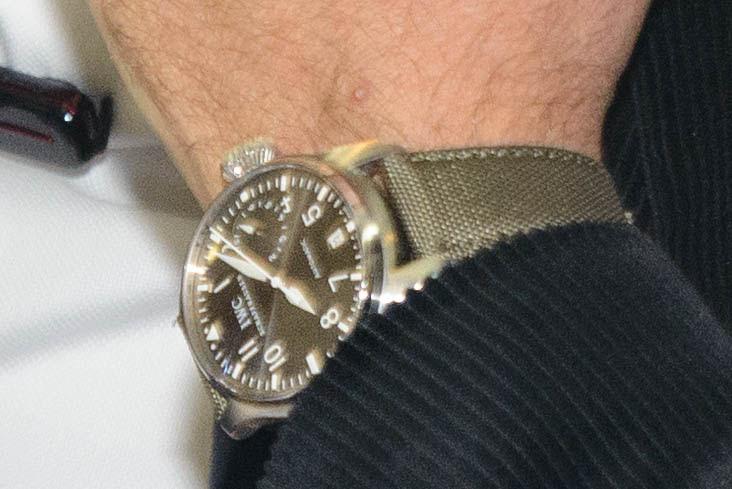 Με ρολόι αξίας 13.000 € ήρθε στη Λάρισα ο Μεϊμαράκης!