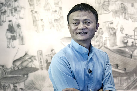Alibaba's Jack Ma Sets His Sights on a New Target