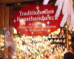 Meißner Weihnachtsmarkt 2009 Plagiat 1