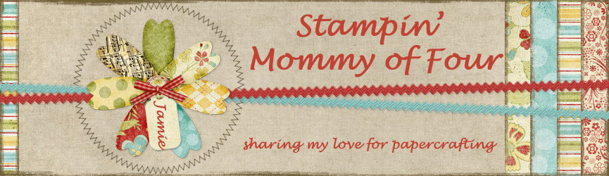 Stampin' Mommy of Four