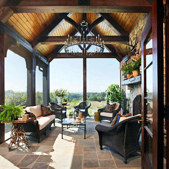 Porch Decorating Ideas: Creating a Fabulous Space
