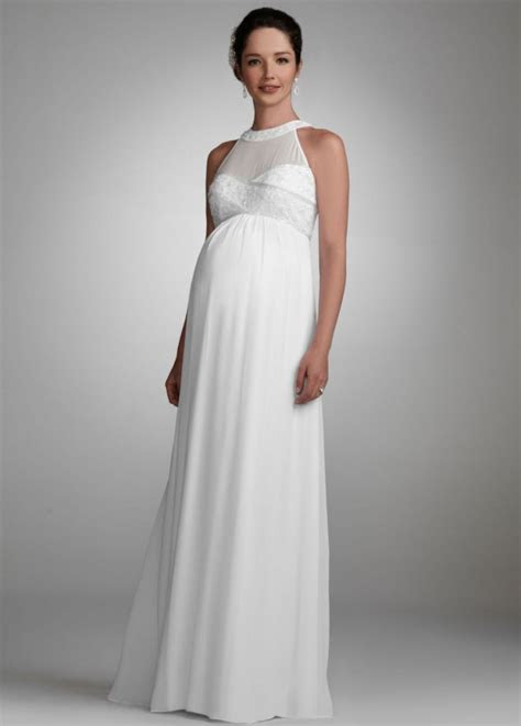 maternity wedding gown wedding bells