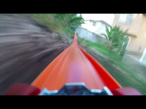 Go Pro meets Hot Wheels