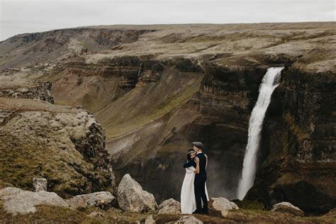 Iceland Elopement   Portland Wedding Photographer