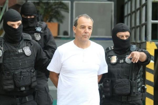 Moro abriu ação também contra outros seis investigados, inclusive, a mulher de Cabral, a advogada Adriana Ancelmo.