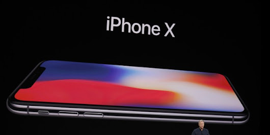 iPhone X With 5.8-Inch 'Super Retina' Bezel-Less Display, Face ID Launched, Price