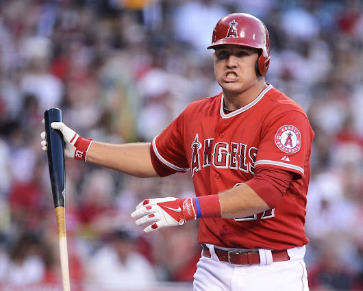 Why Mike Trout may get overlooked again for MVP award