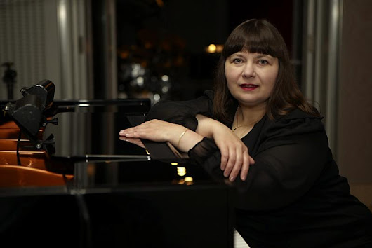 "Jazz news: Pianist/Composer Yelena Eckemoff Evokes Mystery & Allure Of Arabian Desert On Quartet Outing ""Desert,"" Set For May 4 Release"