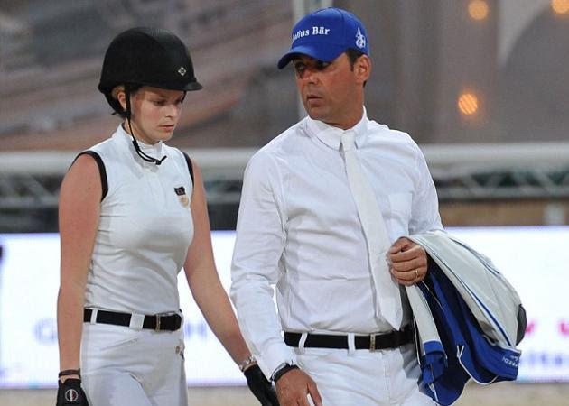 Doda Miranda: Με δανεικό άλογο από την Αθηνά θα διαγωνιστεί στους Ολυμπιακούς Αγώνες του Ρίο!
