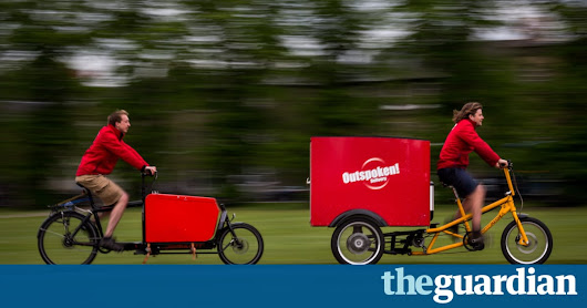 How cargo bikes can help unclog London's congested roads | Environment | The Guardian